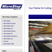 www.MICROSTEP.eu - The company MicroStep, spol. s r.o. manufactures and supplies CNC machines equipped with plasma, laser, oxyfuel, waterjet and 3D mill technologies.