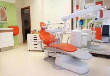 ambulancia celustnej ortopedie