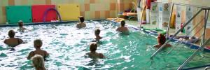 Cvičenia v bazéne - Aquaaerobik, Aquafitness, Cvičenia pre tehotné,