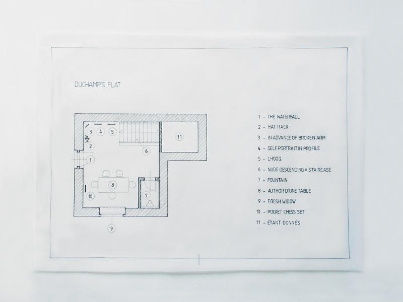 Duchamp's Flat