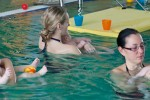 Plávanie pre deti - Hydrokinezioterapia na podporu zdravého vývinu