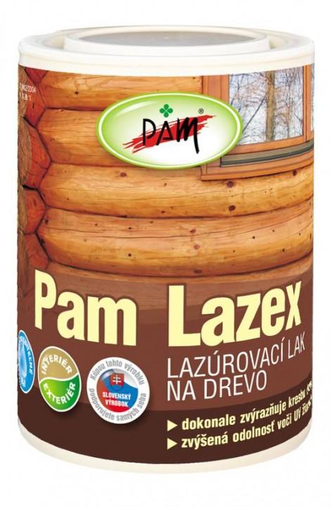 PAM lazex transparentný 0,7l