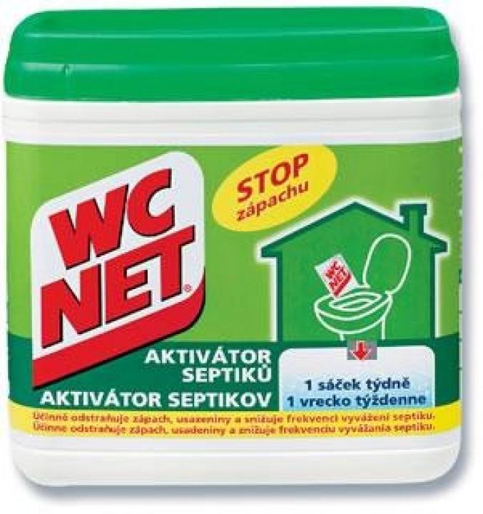 WC NET aktivátor septikov 300g