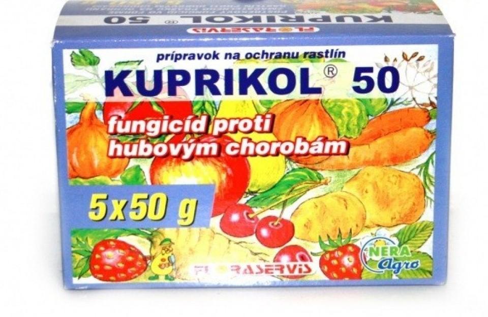 postrek KUPRIKOL 50 5x50g