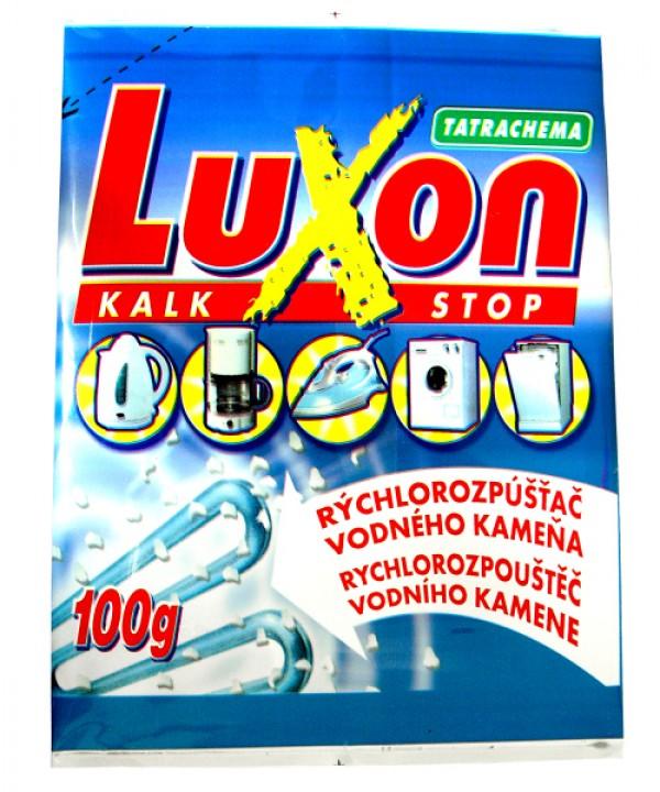 LUXON na vodný kameň 100g