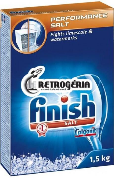 FINISH soľ 1,5kg regeneračná