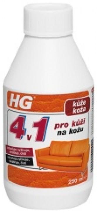 HG 4v1 na kožu 250ml