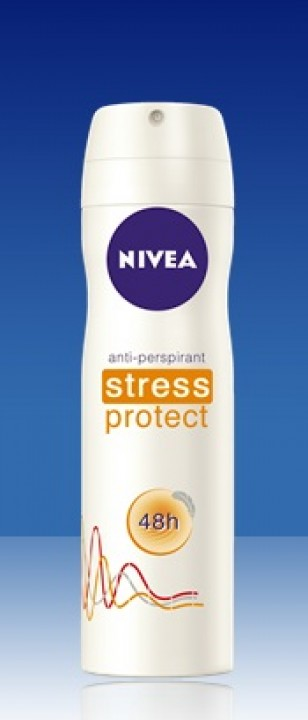 NIVEA deo spray 150ml stress protect