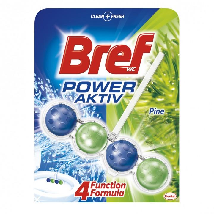 BREF wc power aktiv 50g pine