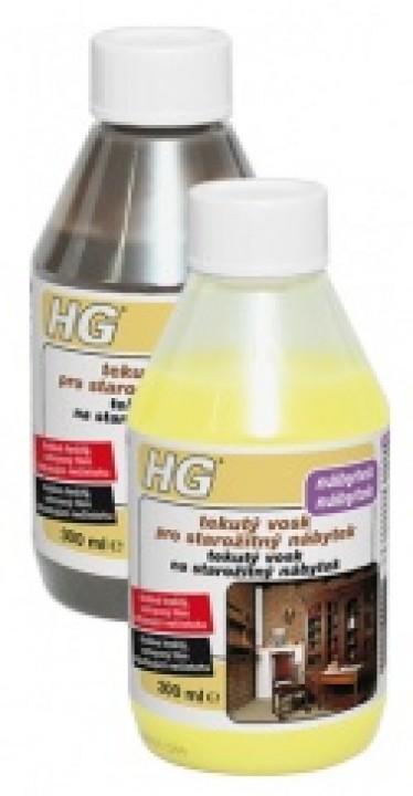 HG včelý vosk 300ml žltý