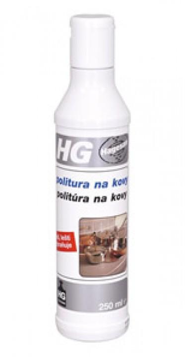 HG politúra na kovy 250ml