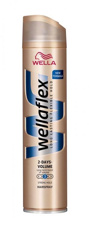 WELLAFLEX lak 250ml volume extra