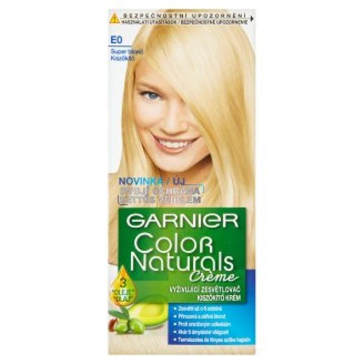 GARNIER Color naturals E0