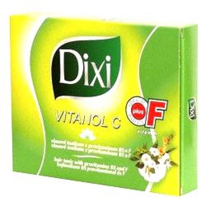 DIXI vlasové ampulky 6ks vitanol C