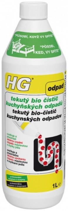 HG bio čistič odpadov 1l