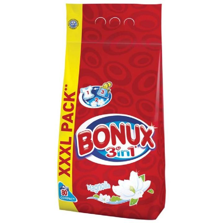 BONUX 6kg/80PD 3v1 magnolia