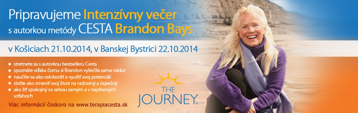 Intenz�vny ve�er s Brandon Bays