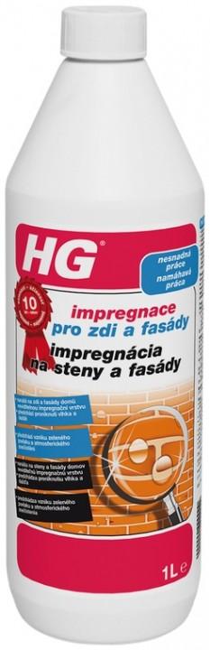 HG Impregnácia na steny a fasády 1L