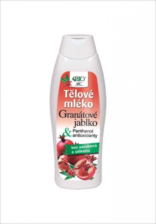 BIONE Granát telové mlieko 500ml