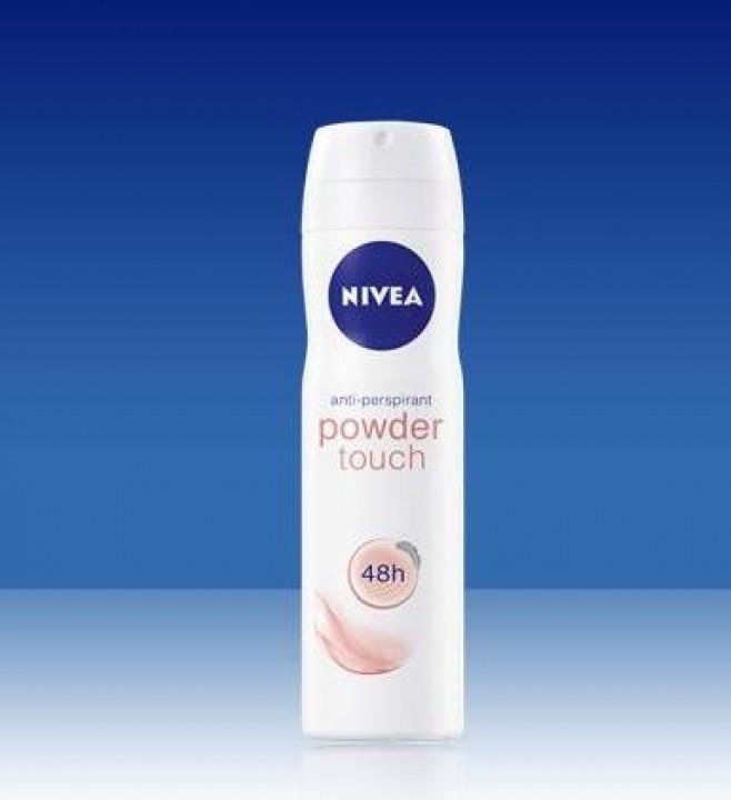 NIVEA deo spray 150ml powder touch