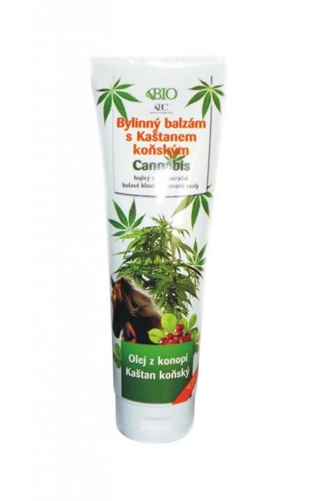 BIONE Cannabis konský krém 300ml