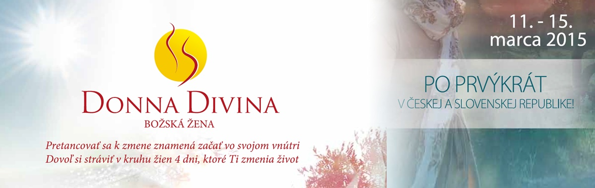 Inicia�n� retreat Donna Divina � Bo�sk� �ena 11.-15. 3. 2015