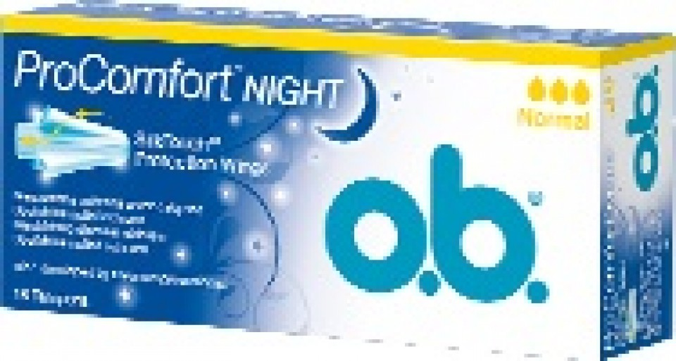 O.B.tampóny procomfort normal 16ks n