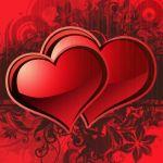 Valentínske posedenie