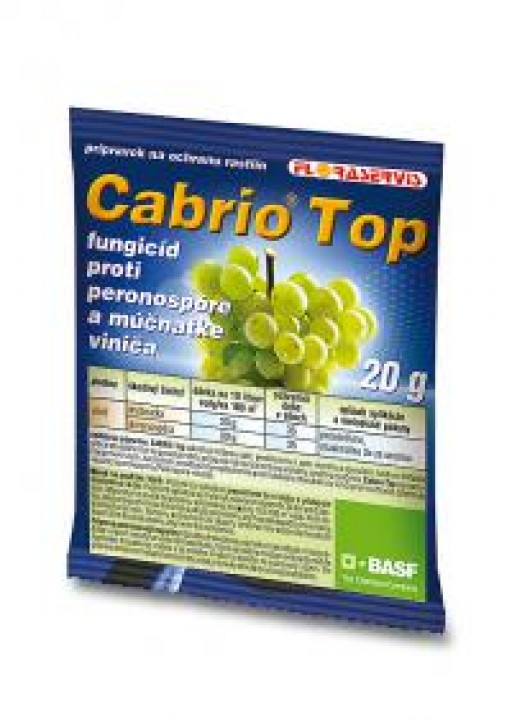 postrek CABRIO TOP 20g