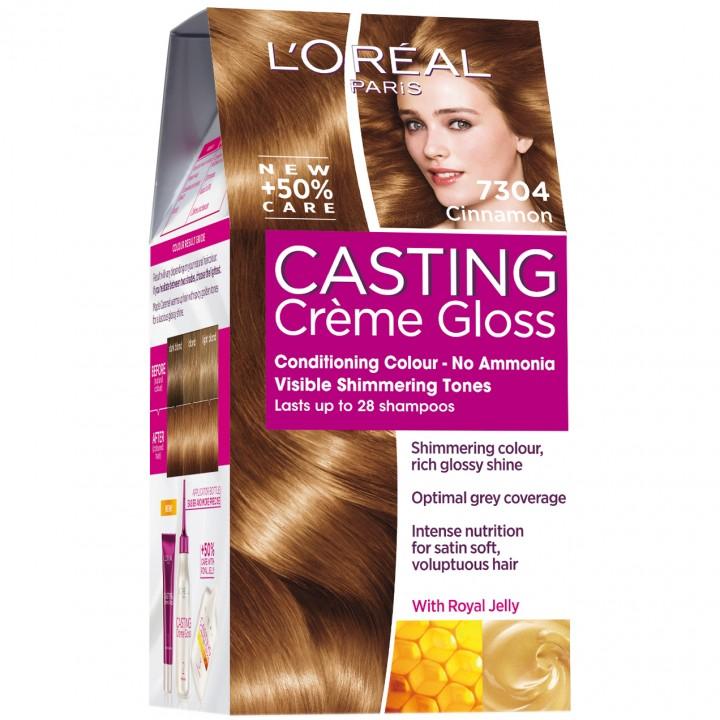 LOREAL Casting creme gloss 7304