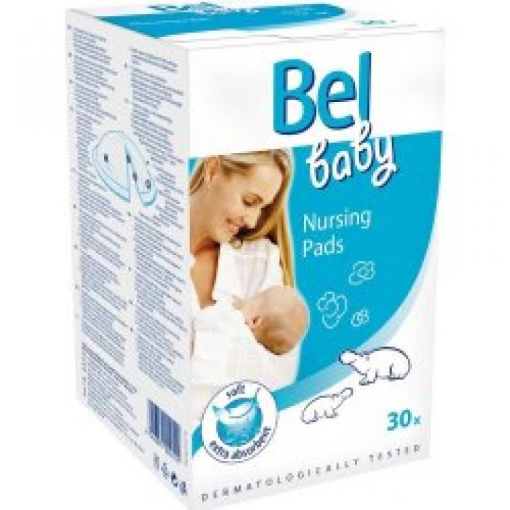 BEL baby prsné vložky 30ks