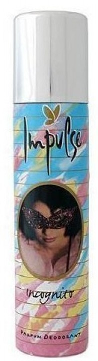 IMPULSE deo 100ml incognito
