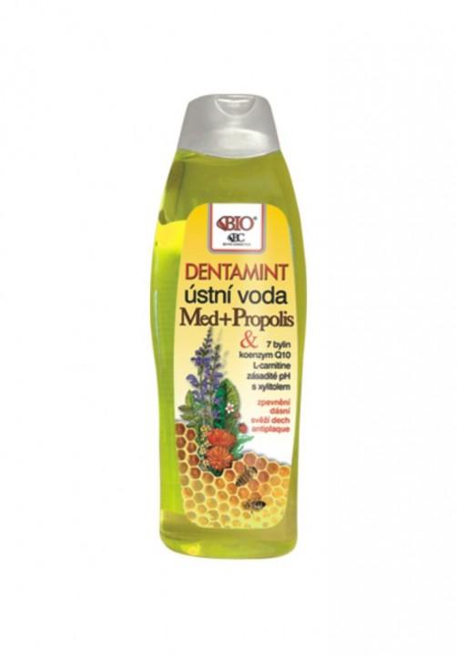 BIONE Dentamint ústna voda med 500ml