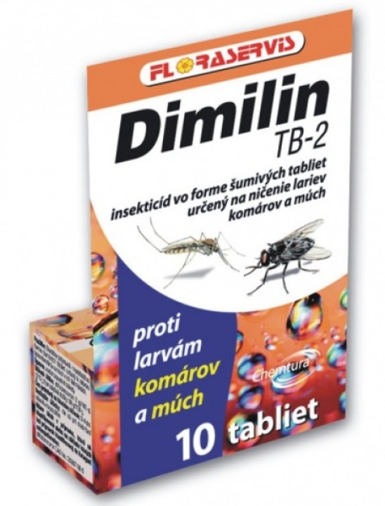 postrek DIMILIN TB/2 10x2g