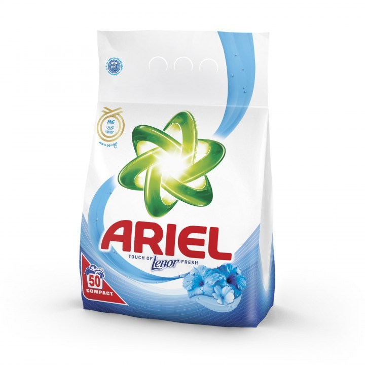 ARIEL 1,5kg/20PD touch of lenor