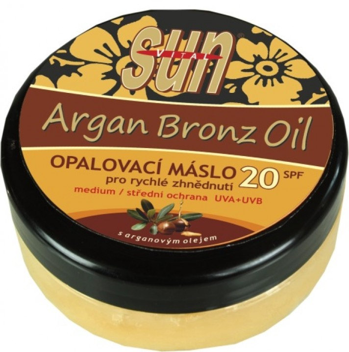 SUN VITAL argan butter 200ml OF20