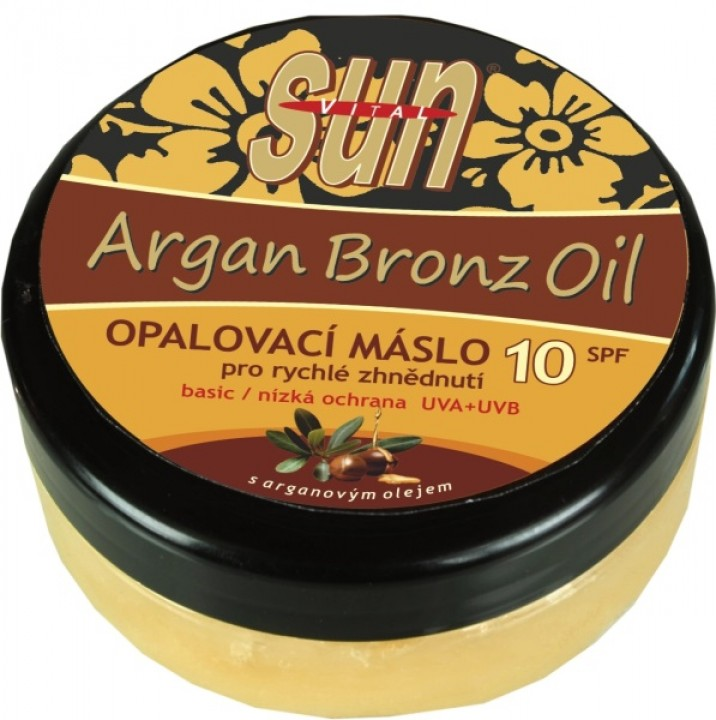 SUN VITAL argan butter 200ml OF10