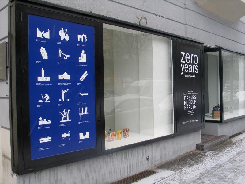 Zero Years Berlin