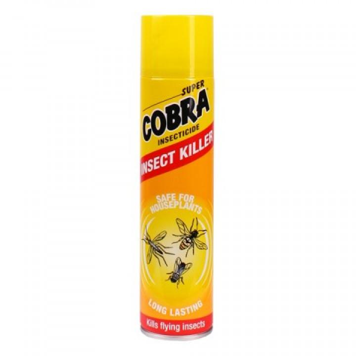COBRA sprej 400ml lietajúci hmyz
