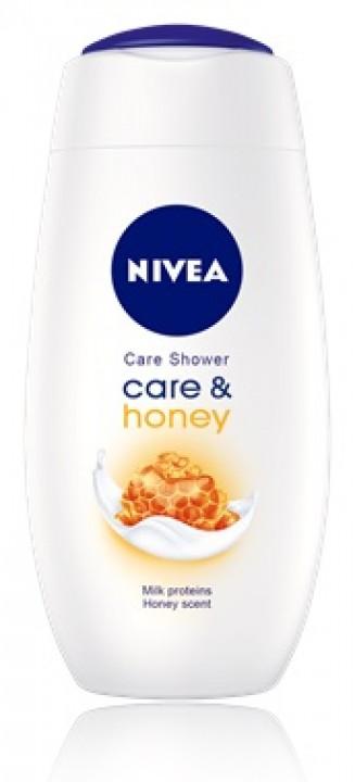 NIVEA sg 250ml care and honey