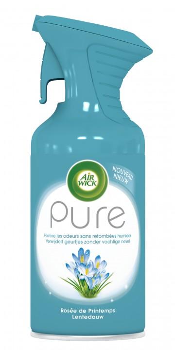 AIR WICK spray 250ml pure spring