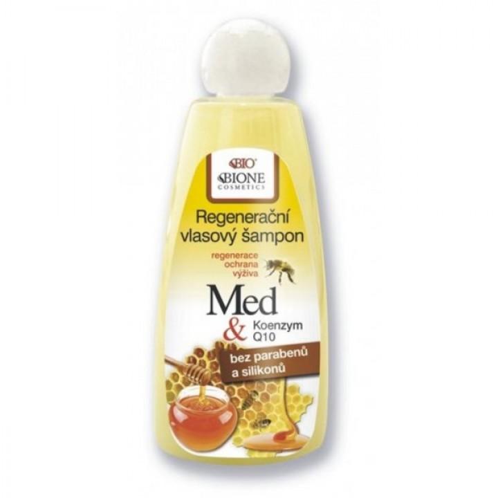 BIONE Med+Q10 250ml šampón