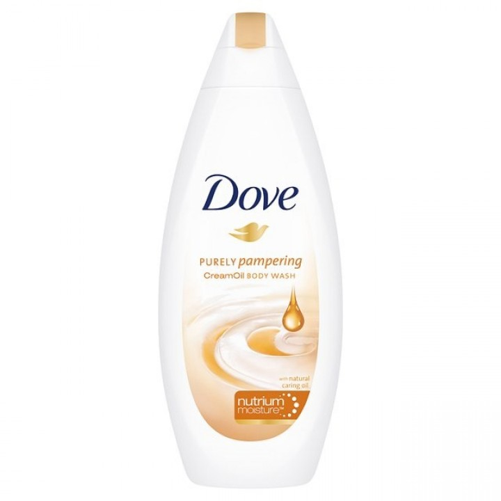 DOVE sg 250ml purely pampering