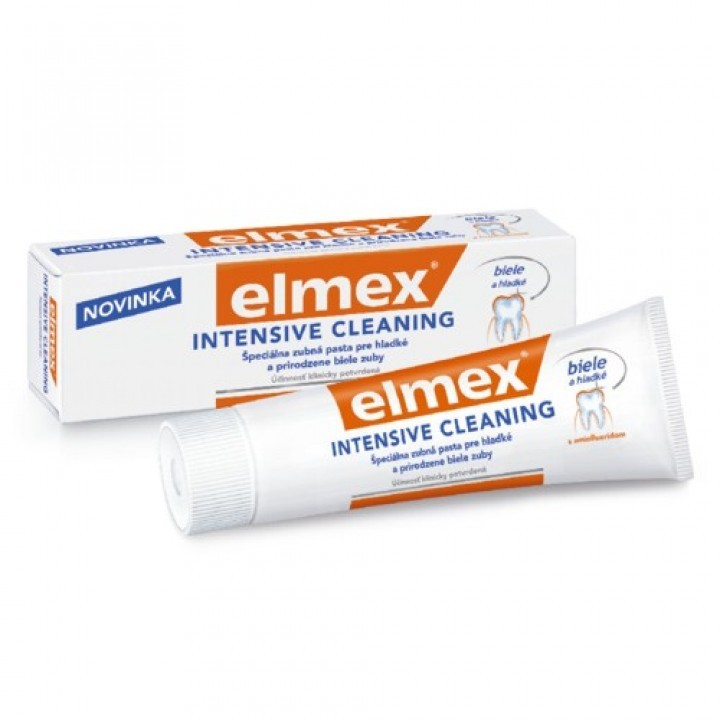 ELMEX 50ml intensive cleaning