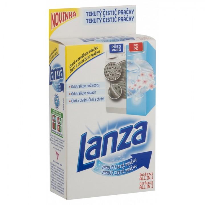 LANZA 250ml čistič práčky