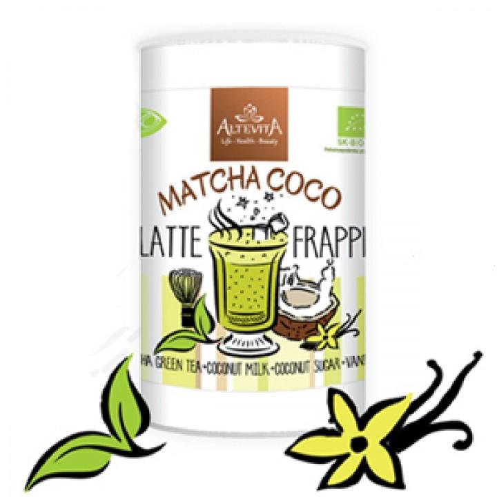 ALTEVITA Matcha coco latte 220g