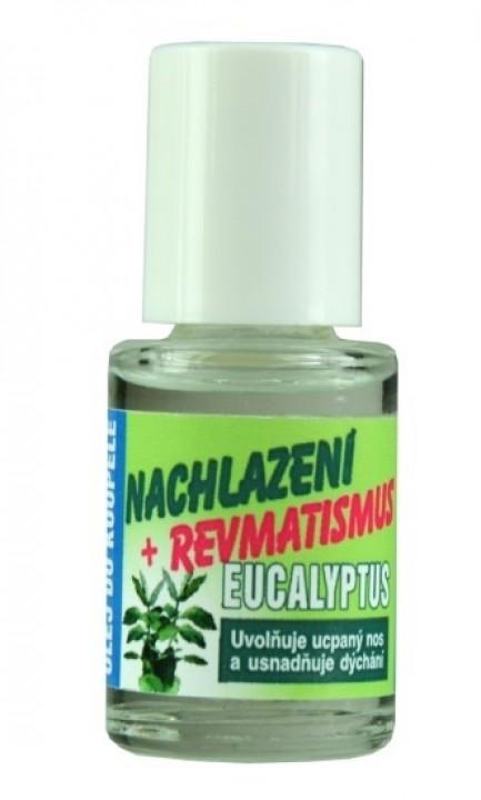 Eukaliptový olej 100% 15ml