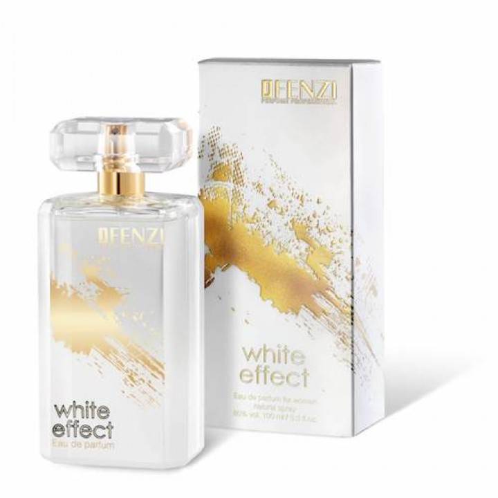 JF EDP EFFECT WHITE dámska 100ml