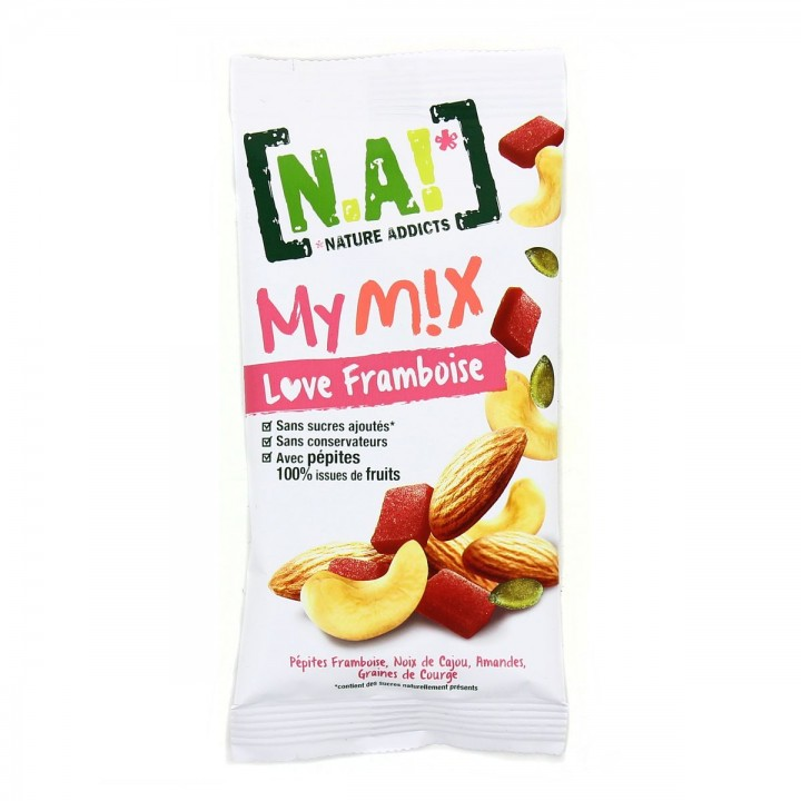N.A mix pomaranč 40g