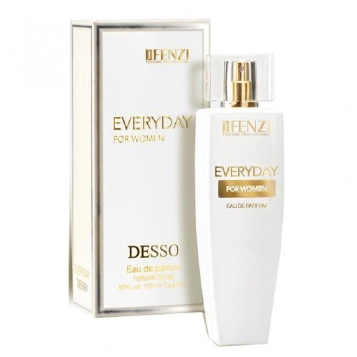 JF EDP DESSO 100ml EVERYDAY dámska